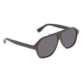 Fendi FFM0027S09QIR59 Angle Mens  Sunglasses