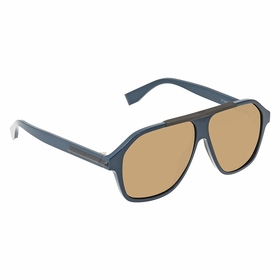 Fendi FFM0027SZI97059 Angle Mens  Sunglasses
