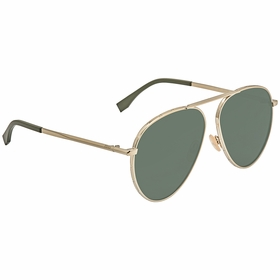 Fendi FFM0028S3YGQT61 Around Mens  Sunglasses
