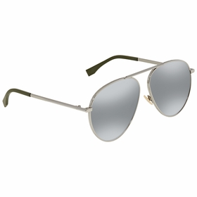 Fendi FFM0028S6LBT461 Around Mens  Sunglasses