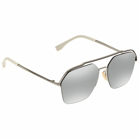 Fendi FFM0032S6LBT461 Fancy Mens  Sunglasses