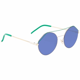 Fendi FFM0042S3YGKU54 Fiend Mens  Sunglasses