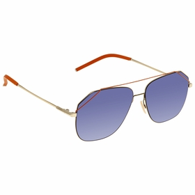 Fendi FFM0043S3YGKU59 Fiend Mens  Sunglasses