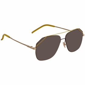 Fendi FFM0043SJ5GIR59 Fiend Mens  Sunglasses