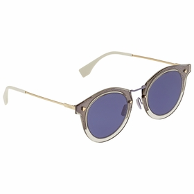 Fendi FFM0044GS09VKU47 FFM0044GS Mens  Sunglasses