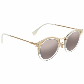 Fendi FFM0044GSJ5GUE47 FFM0044GS Mens  Sunglasses