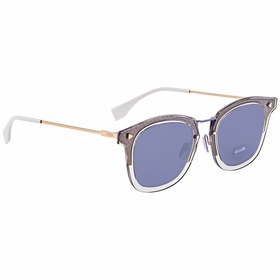 Fendi FFM0045S09VKU47 FFM0045S Mens  Sunglasses