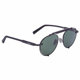 Salvatore Ferragamo SF197S 001 52  Mens  Sunglasses