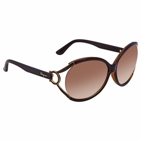 Salvatore Ferragamo SF600S 220 61 SF600S   Sunglasses