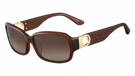 Ferragamo SF608SA 210 59  Ladies  Sunglasses
