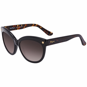 Salvatore Ferragamo SF675S 001 55 SF675S   Sunglasses