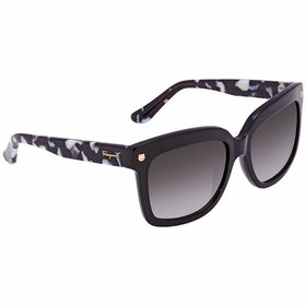 Salvatore Ferragamo SF676S 001 55 SF676S   Sunglasses