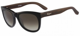 Salvatore Ferragamo SF685S 001 52  Ladies  Sunglasses