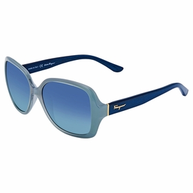 Salvatore Ferragamo SF715S 443 56    Sunglasses