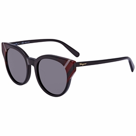 Salvatore Ferragamo SF883SA 001 53 SF883SA   Sunglasses