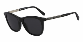 Ferragamo SF888SR 001 53  Ladies  Sunglasses
