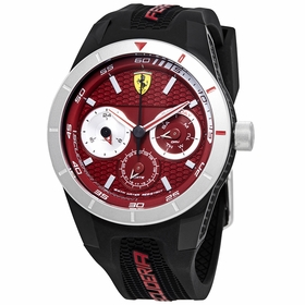 Ferrari 830437 Redrev T Mens Quartz Watch