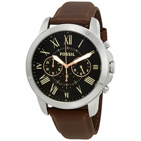 Fossil FS4813IE Grant Mens Chronograph Quartz Watch
