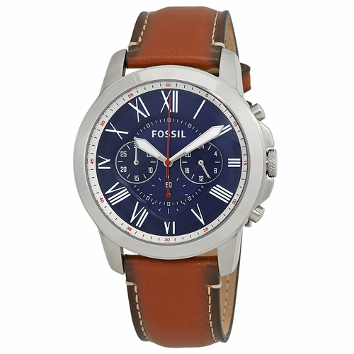 Fossil FS5210 Grant Mens Chronograph Quartz Watch