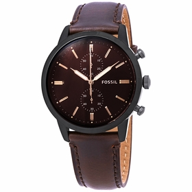 Fossil FS5437 Townsman Mens Chronograph Quartz Watch