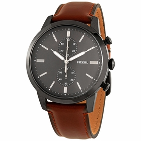 Fossil FS5522 Townsman Mens Chronograph Quartz Watch