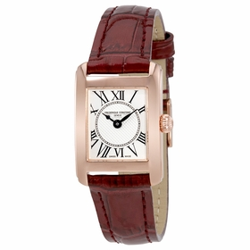 Frederique Constant FC-200MC14 New Carree Ladies Quartz Watch