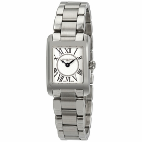 Frederique Constant Fc-200MC16B Carree Ladies Quartz Watch
