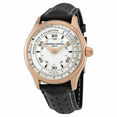 Frederique Constant White Dial Men's Horological Smartwatch