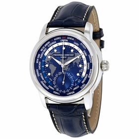 Frederique Constant FC-718NWM4H6 Worldtimer Mens Automatic Watch