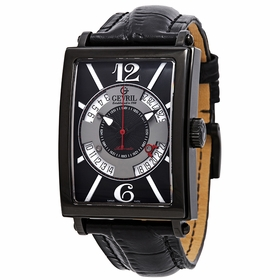 Gevril 5050 Avenue of Americas Mens Automatic Watch