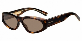 Givenchy GV 7154/G/S 0WR9 57  Ladies  Sunglasses