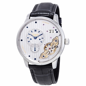 Glashutte 1-91-02-02-02-30 PanoMaticInverse Mens Automatic Watch