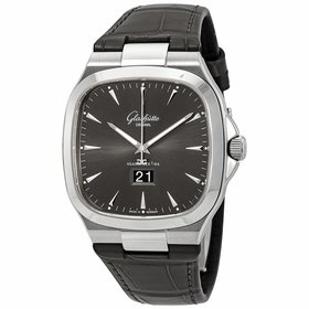 Glashutte 39-47-12-12-04 Seventies Panorama Date Mens Automatic Watch