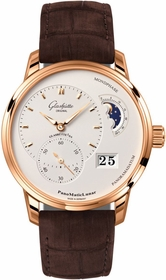 Glashutte 90-02-45-35-04 PanoMaticLunar Mens Automatic Watch