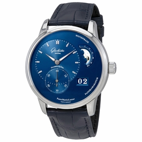 Glashutte 90-02-46-32-35 PanoMaticLunar Mens Automatic Watch