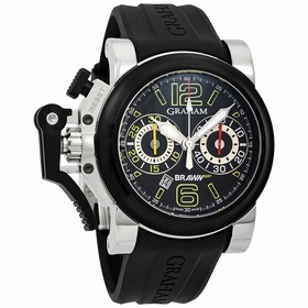 Graham 2BROV.B32A.K10N Chronofighter Mens Chronograph Automatic Watch