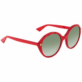 Gucci GG 0023S 005 55 GG0023 Ladies  Sunglasses