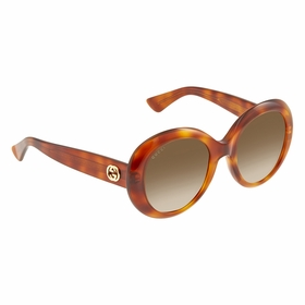 Gucci GG 0139S 002 51 GG0139 Ladies  Sunglasses
