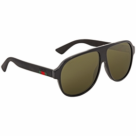 Gucci GG0009S-001 59  Mens  Sunglasses