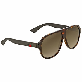 Gucci GG0009S-003 59  Mens  Sunglasses