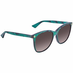 Gucci GG0024S 004 58  Ladies  Sunglasses