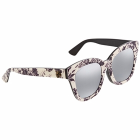 Gucci GG0029SA 010 52 GG0029SA Ladies  Sunglasses