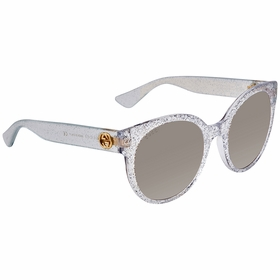 Gucci GG0035S 007 54 GG0035 Ladies  Sunglasses