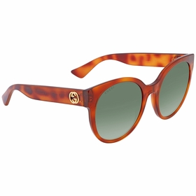 Gucci GG0035S 012 54 GG0035 Ladies  Sunglasses