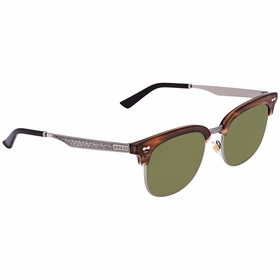 Gucci GG0051S 004 52 GG0051 Ladies  Sunglasses