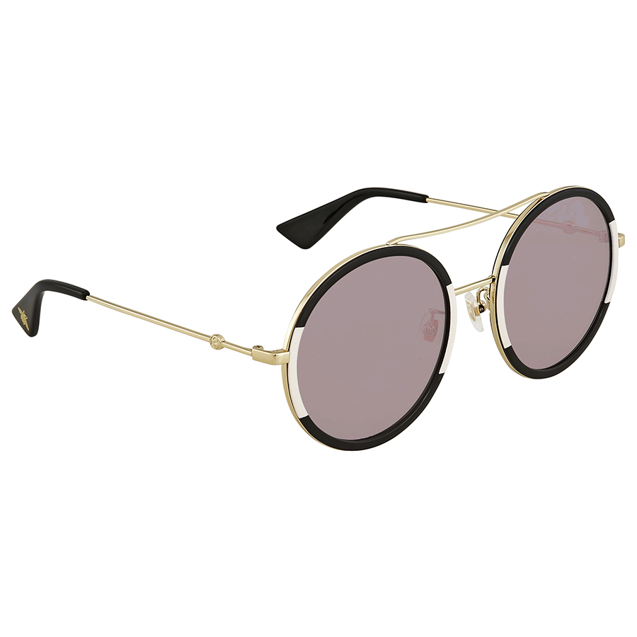 c56eca4e03 Gucci GG0061S 006 56 Ladies Sunglasses