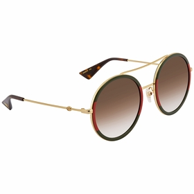 Gucci GG0061S 010 56 GG0061 Ladies  Sunglasses