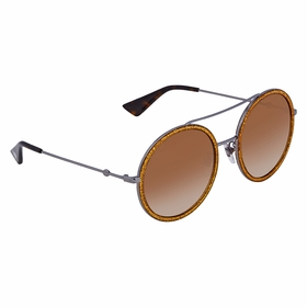 Gucci GG0061S 011 56 GG0061 Ladies  Sunglasses