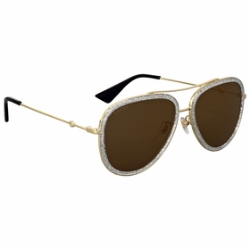 Gucci GG0062S 004 57  Ladies  Sunglasses