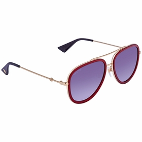 Gucci GG0062S 005 57 Urban Ladies  Sunglasses